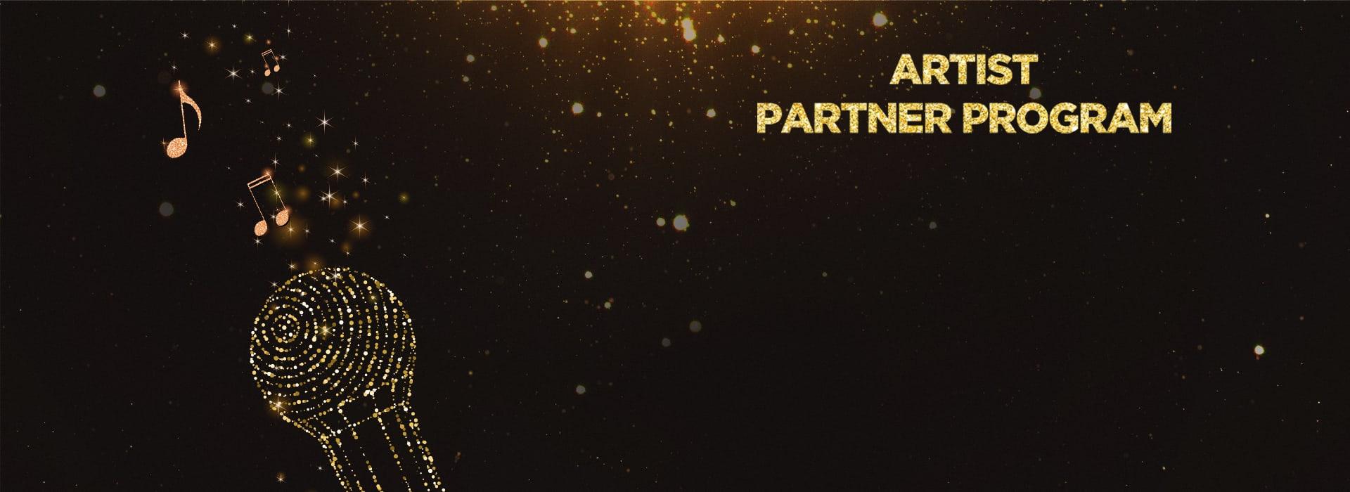Artist Partner Program