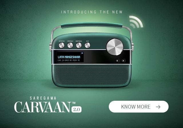Saregama Carvaan 2.0 Hindi