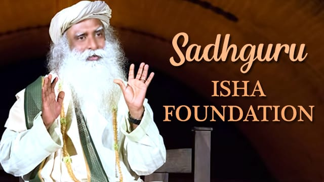 Sadguru Isha Foundation