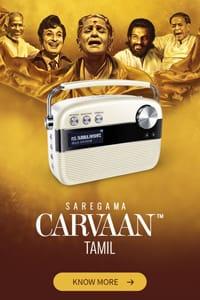 Saregama Carvaan Tamil