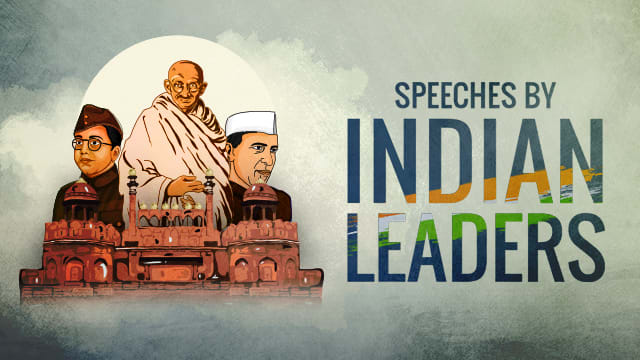 Speechless By Indian Leaders