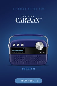 Saregama Carvaan Hindi Premium