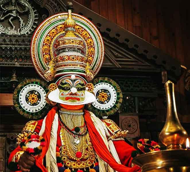 Malayalam grand mother with saregama carvaan
