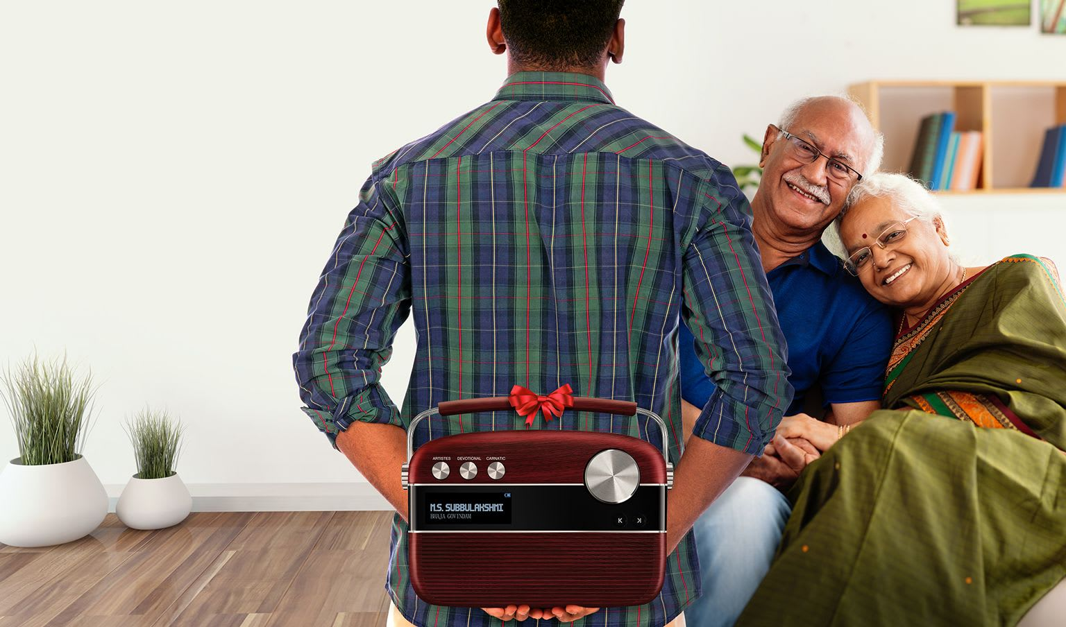 saregama carvaan tamil-perfect gift for music lovers