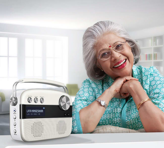 saregama carvaan gifts for grandma