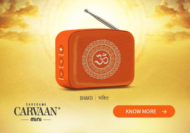 Saregama Carvaan Mini Bhakti