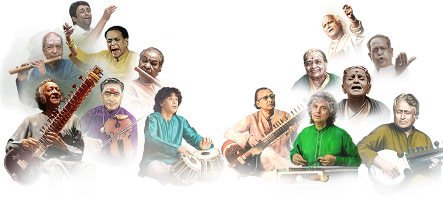 Legends of Carnatic Music - YouTube