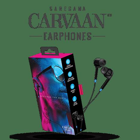 Carvaan GX01 Earphones