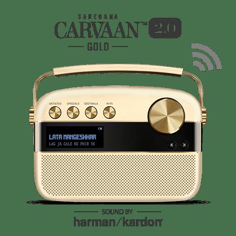 Carvaan 2.0 Gold