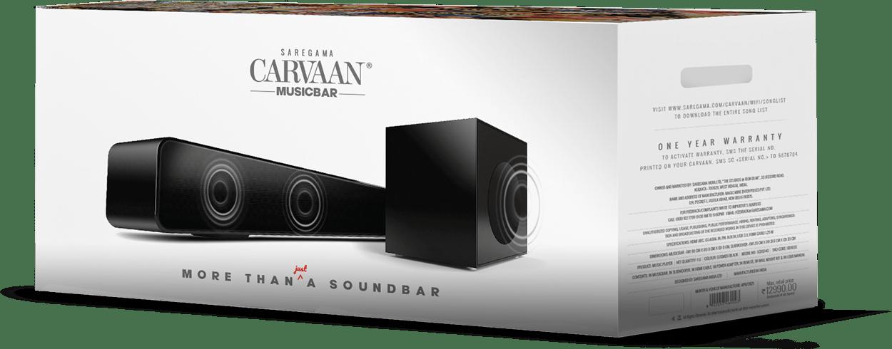 Carvaan Soundbar