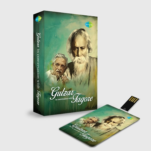 Saregama Gulzar in Conversation with Tagore Music Card, Music Cards