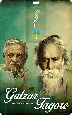 Saregama Gulzar in Conversation with Tagore Music Card
