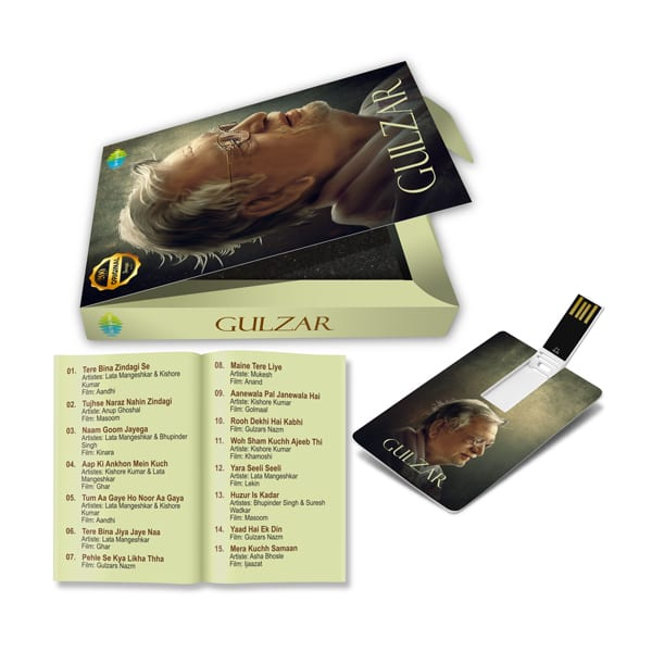 Music, Album,  Retro, Classic, Gulzar, Music Card, Music Cards