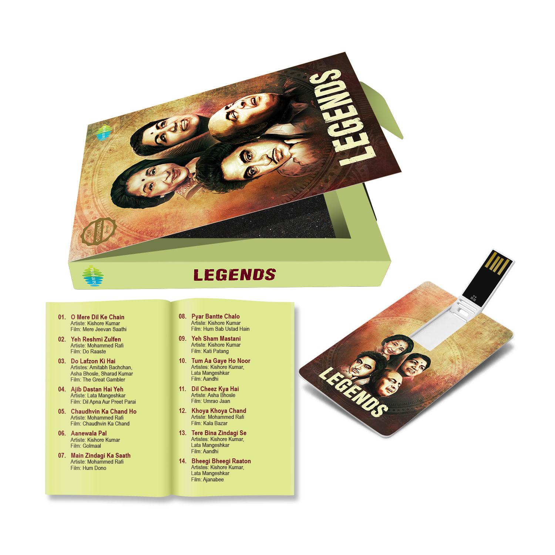 Music, Album, Legends, Evergreen Hindi, Music Card, Music Cards