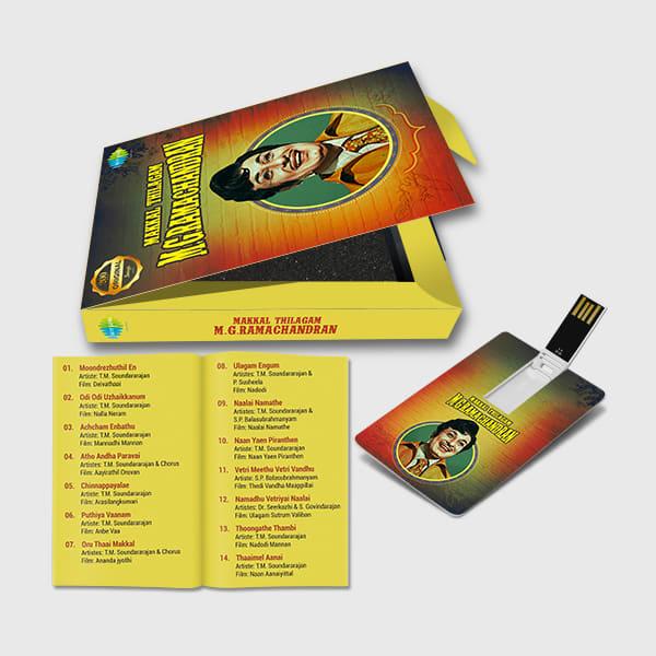 Music, Album,  Retro, Classic, M.G.Ramachandran, T.M. Soundararajan, P. Susheela, K.J. Yesudas, Dr. Seerkazhi S. Govindarajan, Music Card, Music Cards