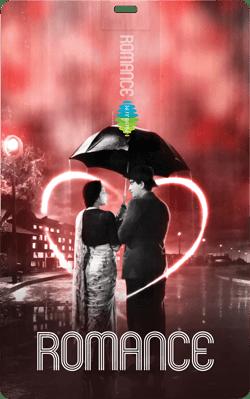 Saregama Romance Music Card Hindi