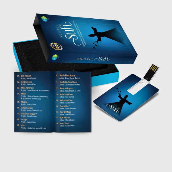 Saregama Soulful Sufi Music Card Hindi
