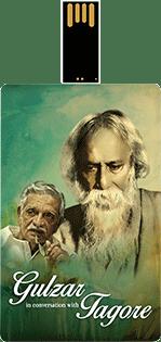 Saregama Gulzar in Conversation with Tagore Music Card
