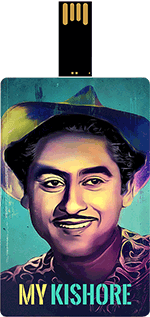 Saregama My Kishore Music Card