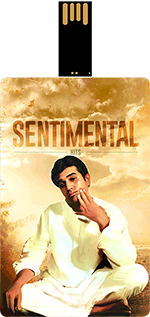 Saregama Sentimental Hits Music Card