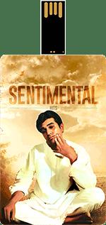 Saregama Sentimental Hits Music Card