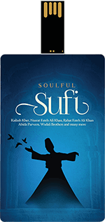 Saregama Soulful Sufi Music Card Hindi
