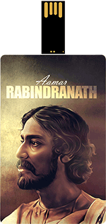 Saregama Aamar Rabindranath Music Card