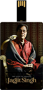 Saregama Jagjit Singh Music Card Hindi