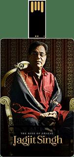 Saregama Jagjit Singh Music Card Hindi