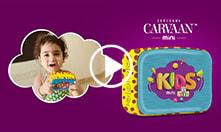 Carvaan Mini - Kids: <br/>Your child's best companion.