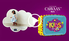 Carvaan Mini - Kids: <br/>A special pre-loaded Bluetooth speaker for your child.