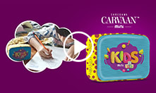 Carvaan Mini - Kids: <br/>Have fun and learn with them.