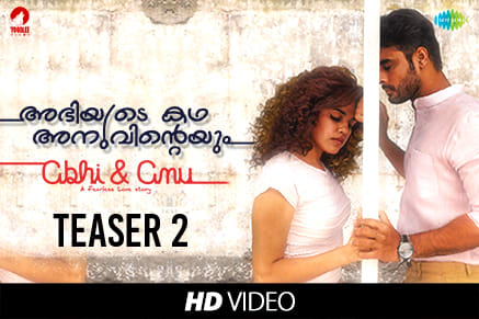 Yoodlee Video- Abhi & Anu Malayalam Teaser 02